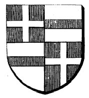 Arms of Nicolas Lorgne