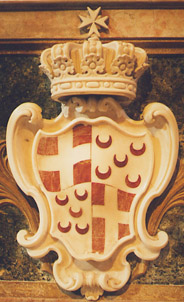 arms of Manuel Pinto